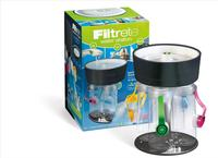 $15.99 Filtrete 4-Bottle Water Station with Multicolored Bottle Tops