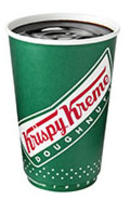 FREE Small Coffee and $1 espresso drinks  @ Krispy Kreme