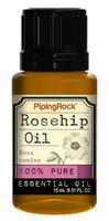 $4.99Piping Rock Rosehip 100% Pure Essential Oil 0.5-oz. Bottle
