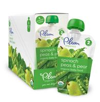 20% Off + Extra 5% Off + Free Shipping Plum Organics Baby Food @ Amazon