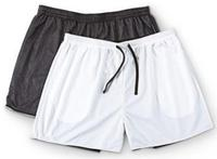 Men's Reversible Mesh Shorts 2-Pack