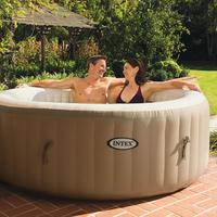 $389.99 Intex PureSpa Bubble Therapy Portable Spa