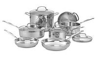 Up to 60% OffCuisinart Cookware @ Elder Beerman