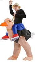 Ollie Ostrich Adult Costume