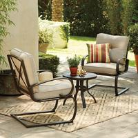 $112 SONOMA outdoors Belle Harbor 3-Piece Table & Chair Set