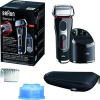 Braun Series 5 5090cc Electric Shaver With Cleaning Center