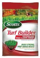 $12 Scott's Turf Builder Winterguard Fall Lawn Food