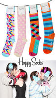 20% OffHappy Socks: 2 or More Items Purchase