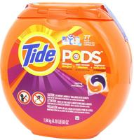 $17.26 Tide Pods Laundry Detergent Spring Meadow Scent 77 Count