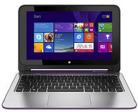 "$299.99 HP Pavilion x360 2-in-1 11.6"" Touch-Screen Laptop"