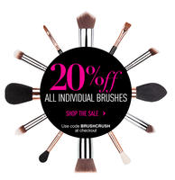 20% OffIndividual Brushes @ Sigma Beauty Flash Sale