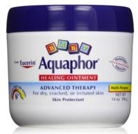 Aquaphor Baby Healing Ointment Diaper Rash and Dry Skin Protectant, 14 oz