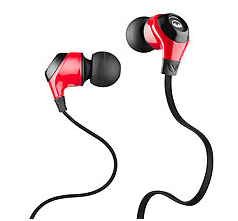 Dealmoon Exclusive!NCredible NErgy In-Ear Headphones by Monster - Black Or Red