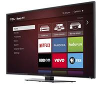 $399.99 TCL 48-Inch 1080p Smart LED TV(Roku TV) 48FS3700
