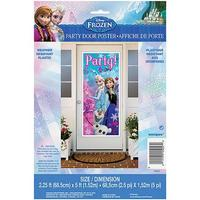 "$1.99 Disney Frozen Door Poster, 60"" ..."
