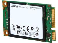 $172.99 Crucial M500 CT480M500SSD3 480GB Mini-SATA (mSATA) MLC Internal Solid State Drive (SSD)