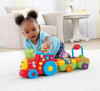 Fisher-Price Laugh and Learn Puppy's Smart Train @ Amazon