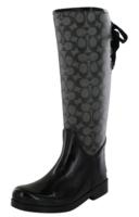 Coach Rubber Rain Boots, 3 Styles Available