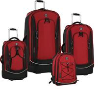 $255.97 4-Piece Timberland Claremont Luggage Set