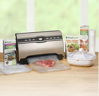 $139FoodSaver V3880 Master Chef Kit
