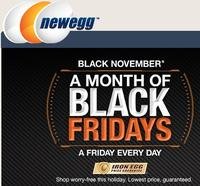 Up to 87% off + Free shipping Newegg Black Hole Dealblast