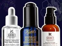 20% Off+3 Free Samples Serums @ Kiehl's