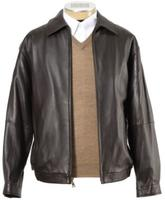 $137Select Men's Leather Jackets @ Jos. A. Bank
