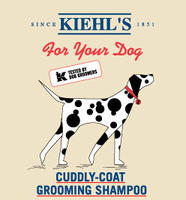 20% Off+3 Free Samples Kiehl's Pet Cuddly-Coat Grooming