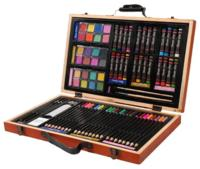 #1 Best Seller! Darice 80-Piece Deluxe Art Set