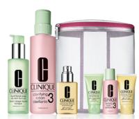 Free Full Size Dramatically Different Moisturizing Lotion with Great Skin Home and Away Gift Set  purchase @ Clinique