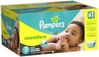 $10 Off Pampers and Luvs Diapers @ Diapers.com