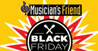 Black Friday AlertMusicians Friend Released 2014 Black Friday AD