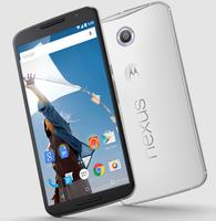Motorola 32GB Nexus 6 - Unlocked (Cloud White)