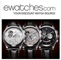 $25 off $200+ Free Shipping @ eWatches