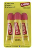 Free $5 Gift Card 3 of Carmex Lip Balm Purchase (3 count) @ Target