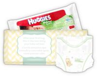 FreeHuggies Little Snugglers Diapers & Wipes Sample Packs