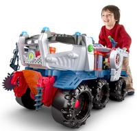 $69.3 Fisher-Price Imaginext Supernova Battle Rover