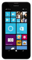 $9.99 Nokia Lumia 635 GoPhone - Matte Black (Certified Like-New)