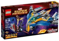 LEGO Super Heroes The Milano Spaceship Rescue Model# 76021