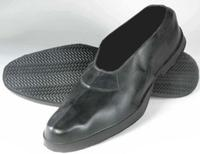 Totes Rubber Over Shoe Loafer