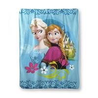 Disney Frozen Elsa & Anna Fleece Throw