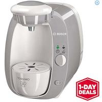 $49 Bosch Tassimo T20 Beverage System and Coffee Brewer, Grey
