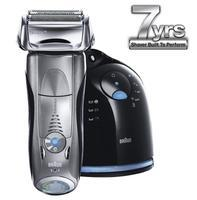 $149.99 Braun Series 7- 790cc Pulsonic Shaver System, Silver