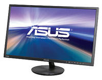 "$129.99 ASUS VN248H-P Slim Bezel Black 23.8"" 5ms (GTG) HDMI Widescreen LED Backlight LCD Monitor"