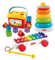 22.40 Fisher-Price Classic Infant Trio Gift Set