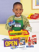 Learning Resources Pretend and Play Supermarket Set @ Amazon