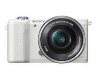 Sony Alpha a5000 Interchangeable Lens Camera with 16-50mm OSS Lens