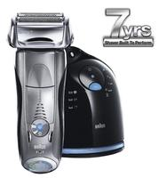 $160.97 Braun Series 7-790cc Pulsonic Men's Shaving System