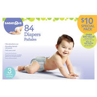 $10BabiesRUs Ultra Absorbent Diapers Special Packs