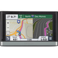 "$97 Garmin nuvi 2597LMT 5"" Bluetooth GPS w/ Lifetime Maps Manufacturer refurbished"